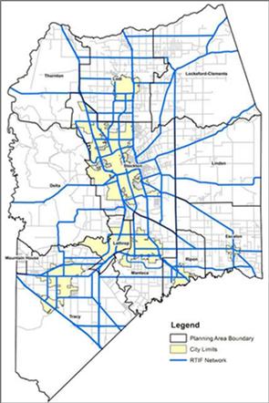 Regional Transportation Impact Fee (RTIF)   San Joaquin ... on yolo county map, solano county map, tulare county map, napa county map, shasta county map, merced county map, los angeles county map, fresno county map, calaveras county map, santa cruz county map, stanislaus county map, sonoma county map, sacramento county map, lake county map, contra costa county map, alameda county map, california map, city of stockton map, orange county map, santa clara county map,