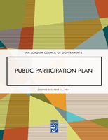 Thumbnail image of the Public Participation Plan cover