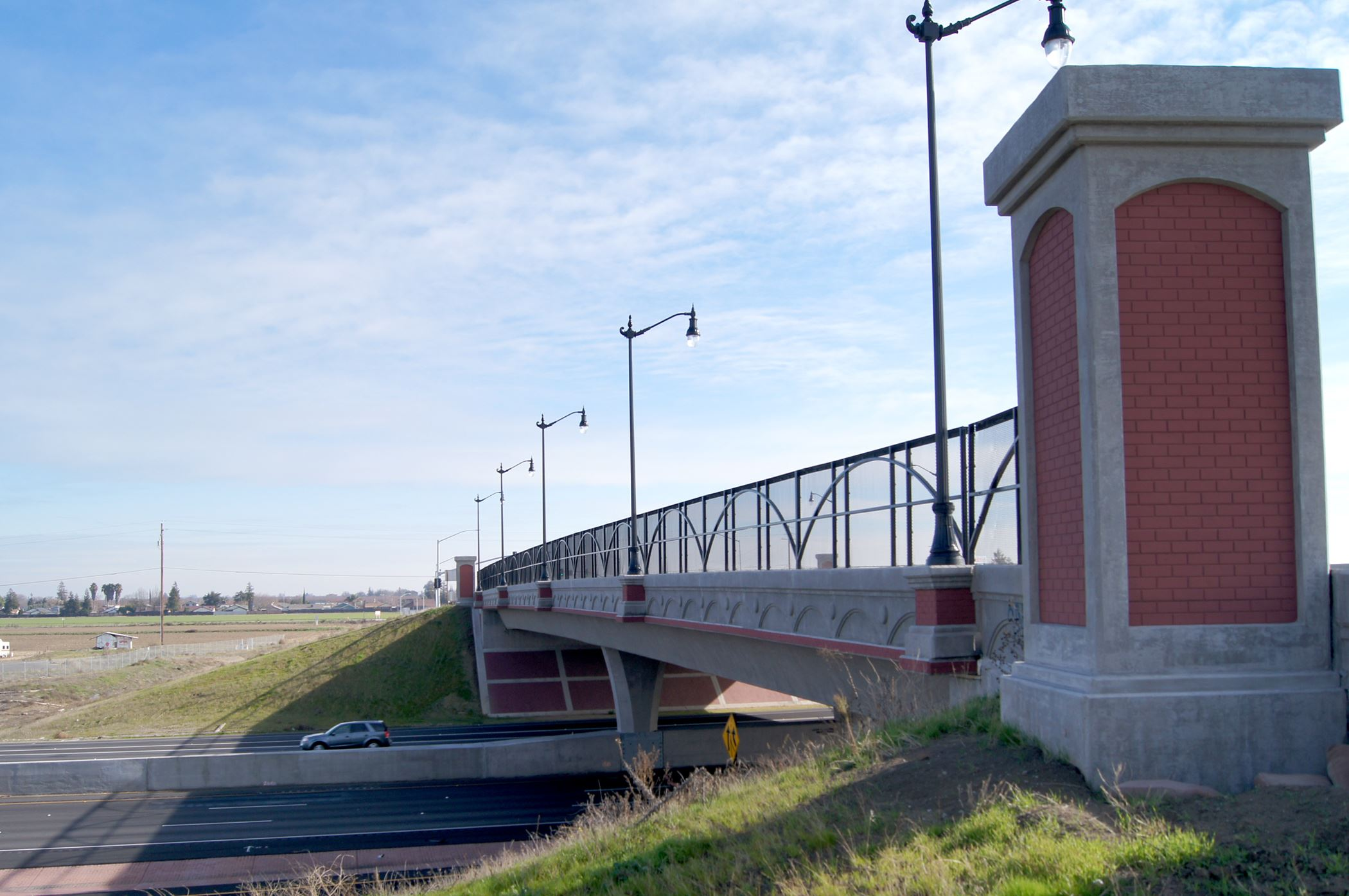 Lathrop Bridge - 2