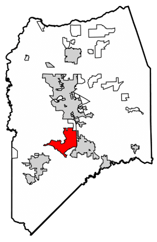 County Outline Lathrop