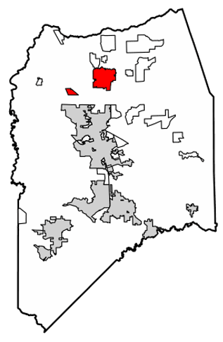 County Outline Lodi