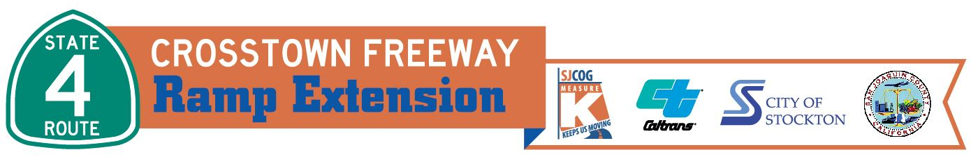 Crosstown Freeway project logo