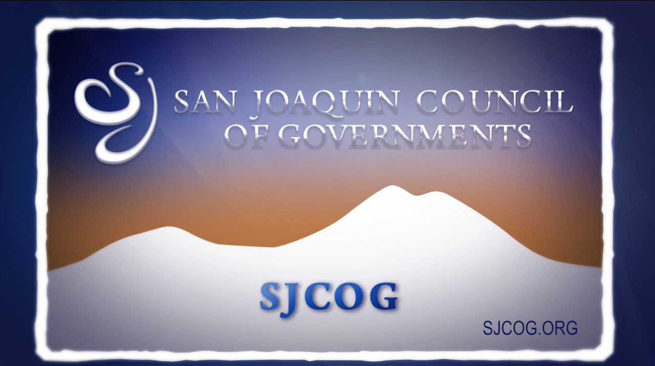 SJCOG Agency Overview Video Image