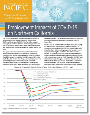 UOP Employment Impacts of COVID19