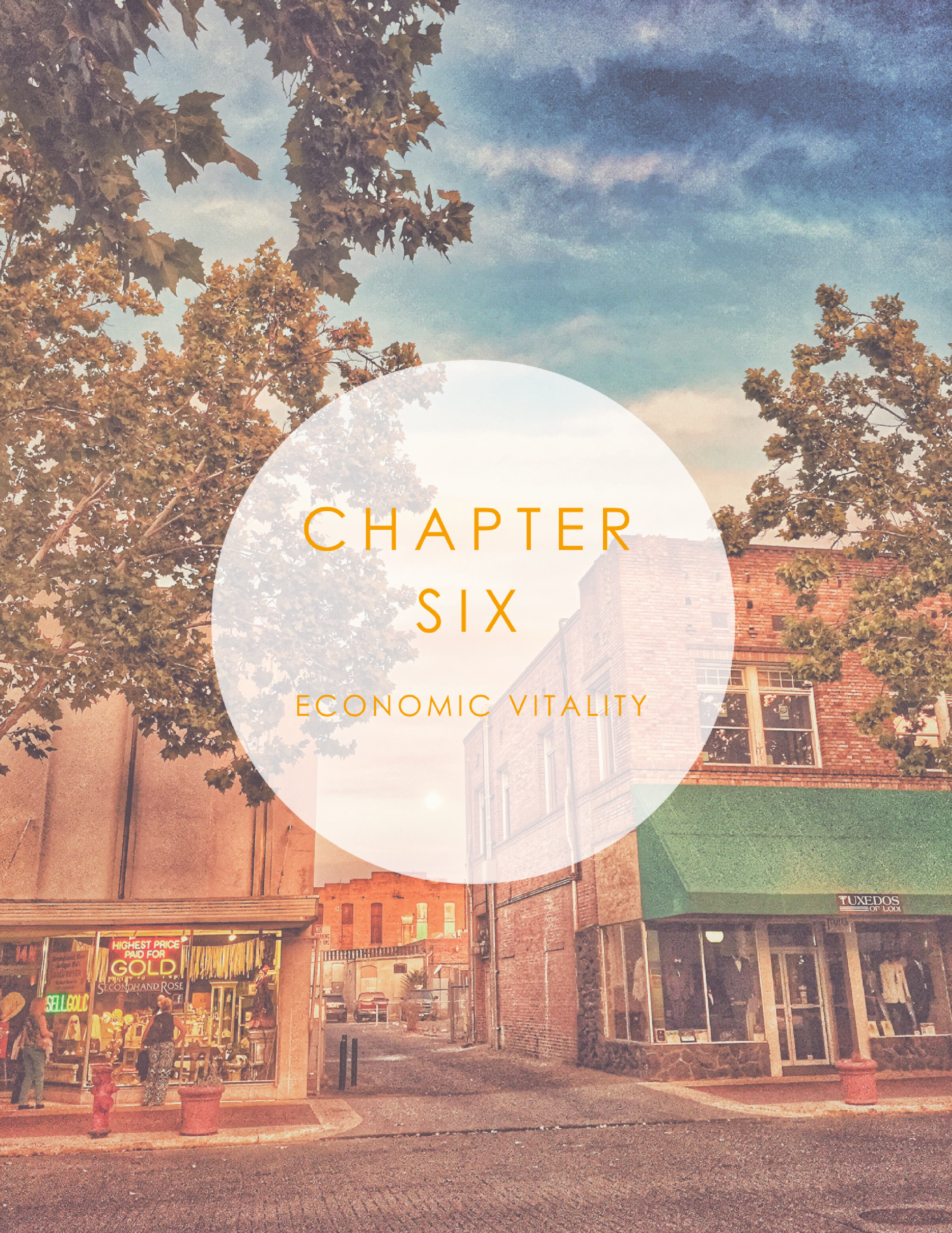 Chapter 6 Cover Page