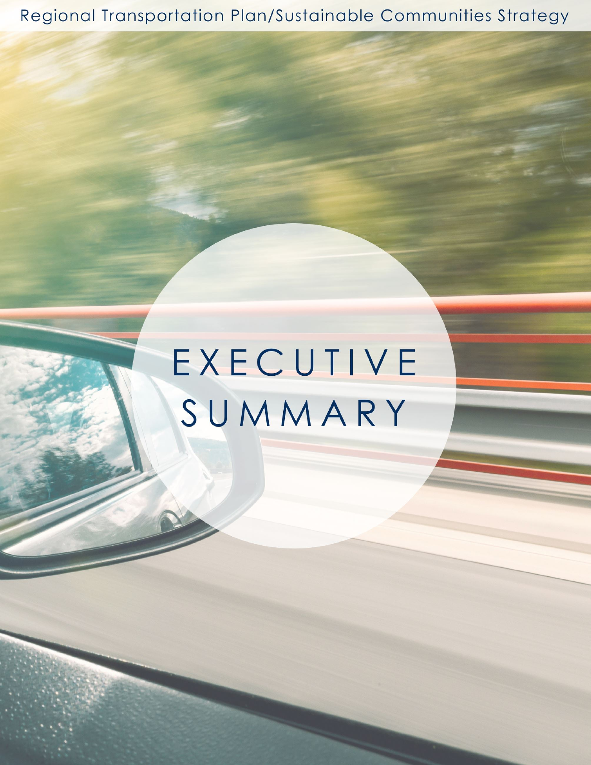 Executive Summary Cover Page