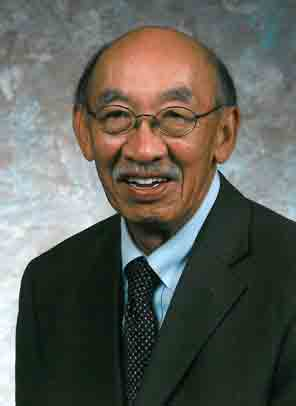 Commissioner Vic Mow
