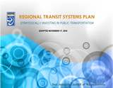 Regional Transit Systems Plan Document Cover